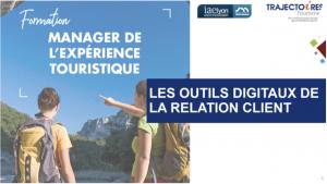 Relation client Trajectoires Tourisme