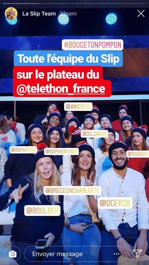 Marque employeur Instagram Stories