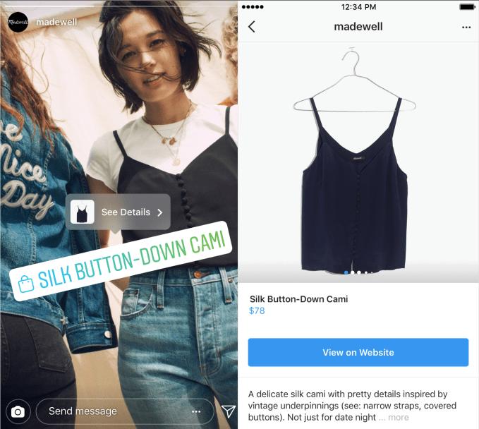 instagram shopping Instagram