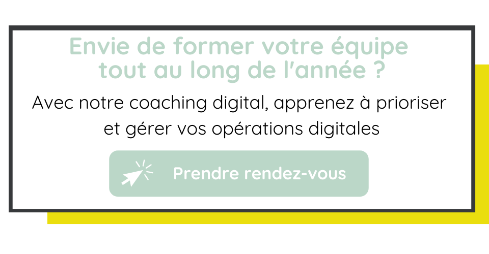 rendez-vous coaching digital