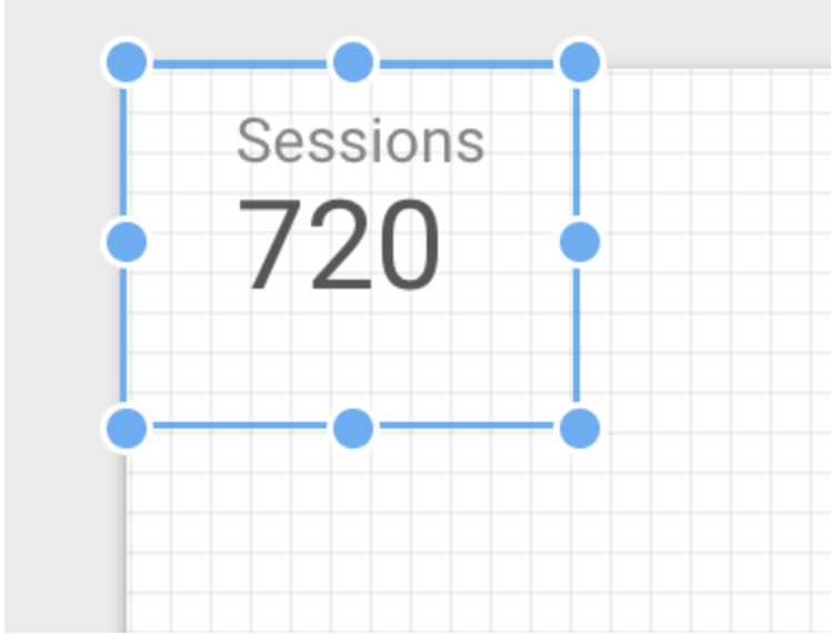 sessions 720 statistique data studio