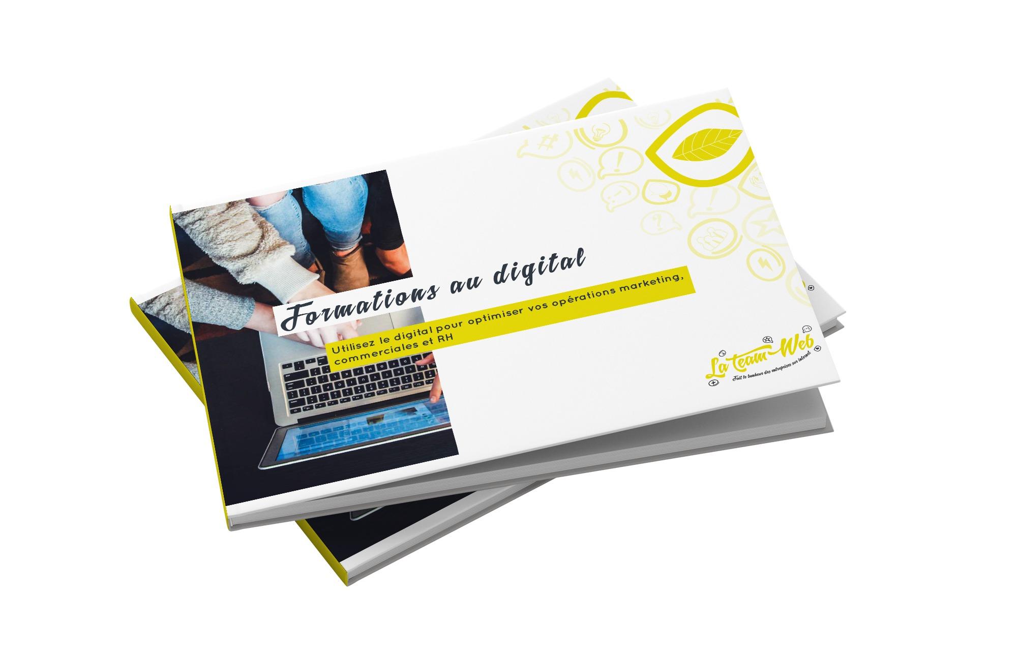 Catalogue de Formations au Digital