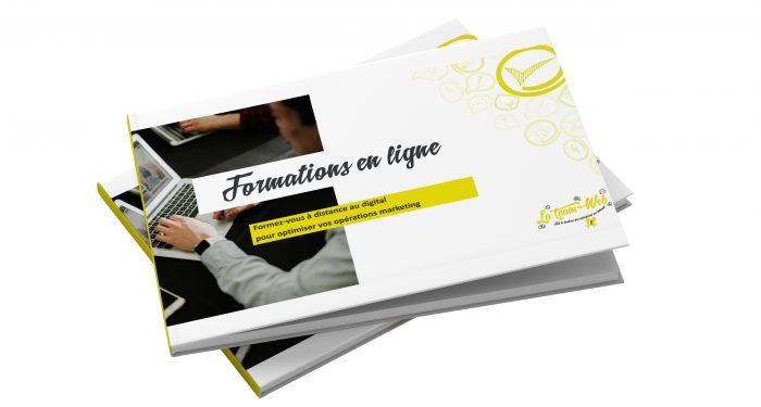 catalogue formation marketing digital en ligne